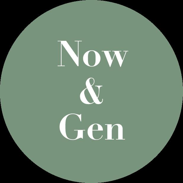 now & gen