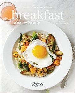 breakfast cookbook by George Weld