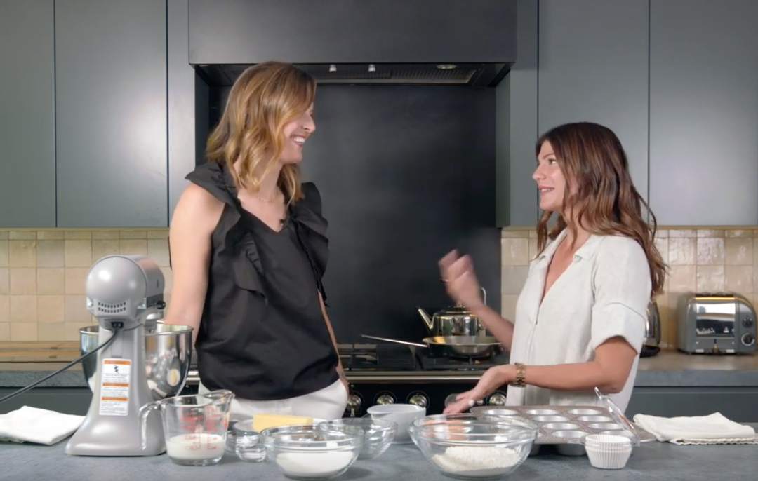 The Ultimate Vanilla Cupcake With Sprinkles Candace Nelson Now Gen
