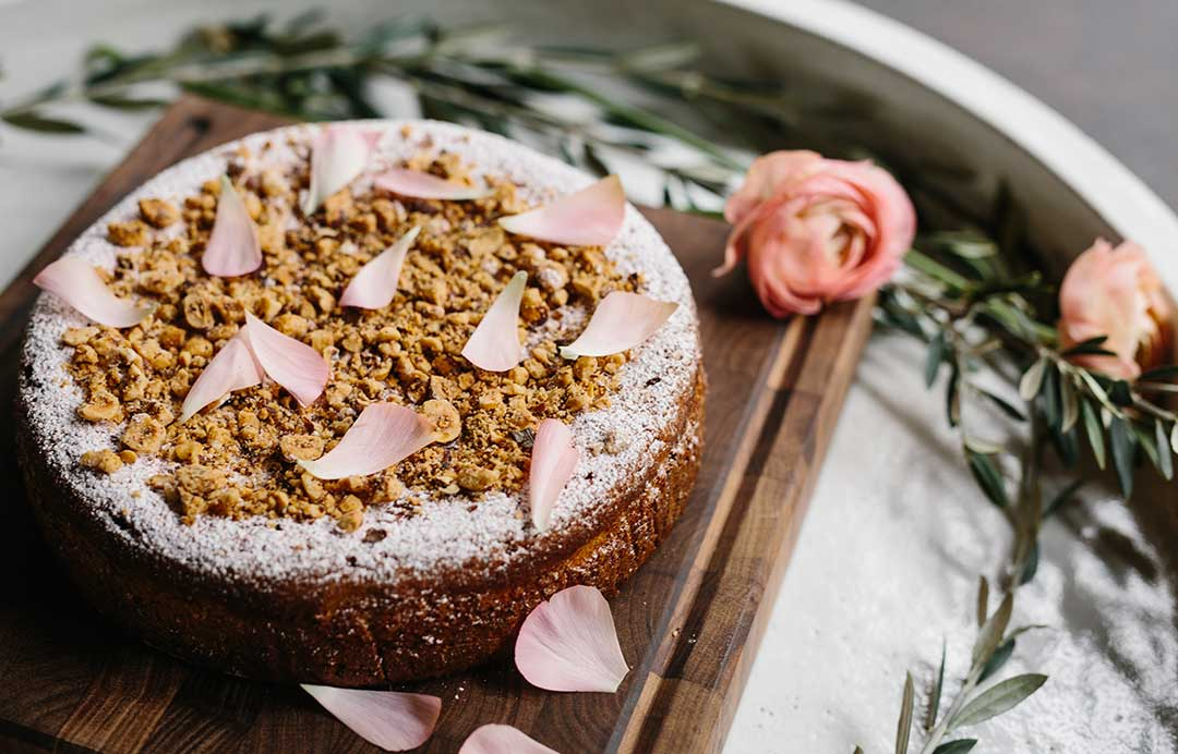 Mothers Day Dessert - Gluten-Free Cake
