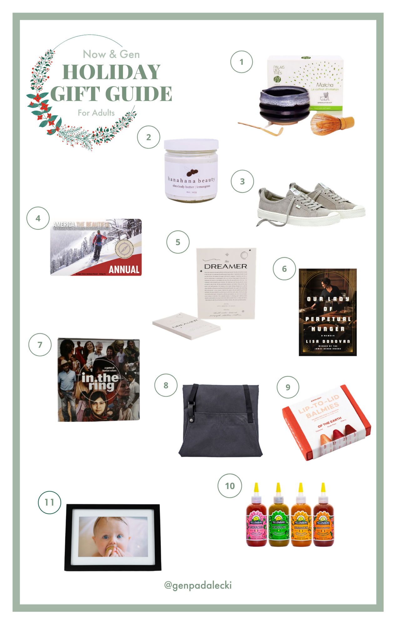 Holiday Gift Guide Adults